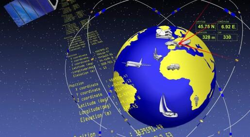 Satellitter i klimatjeneste