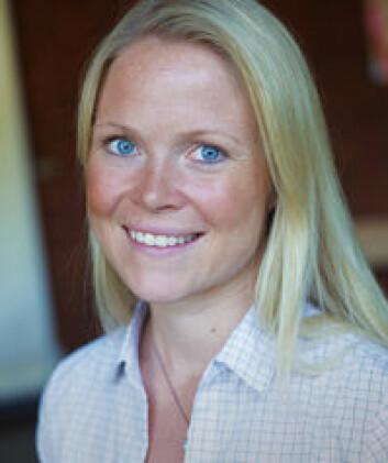 Marit Brochmann. (Foto: Annica Thomsson)