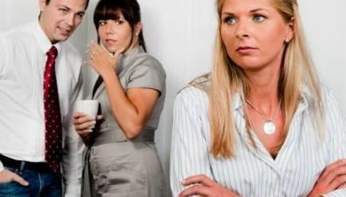 Ny metode avslører mobbing på jobben