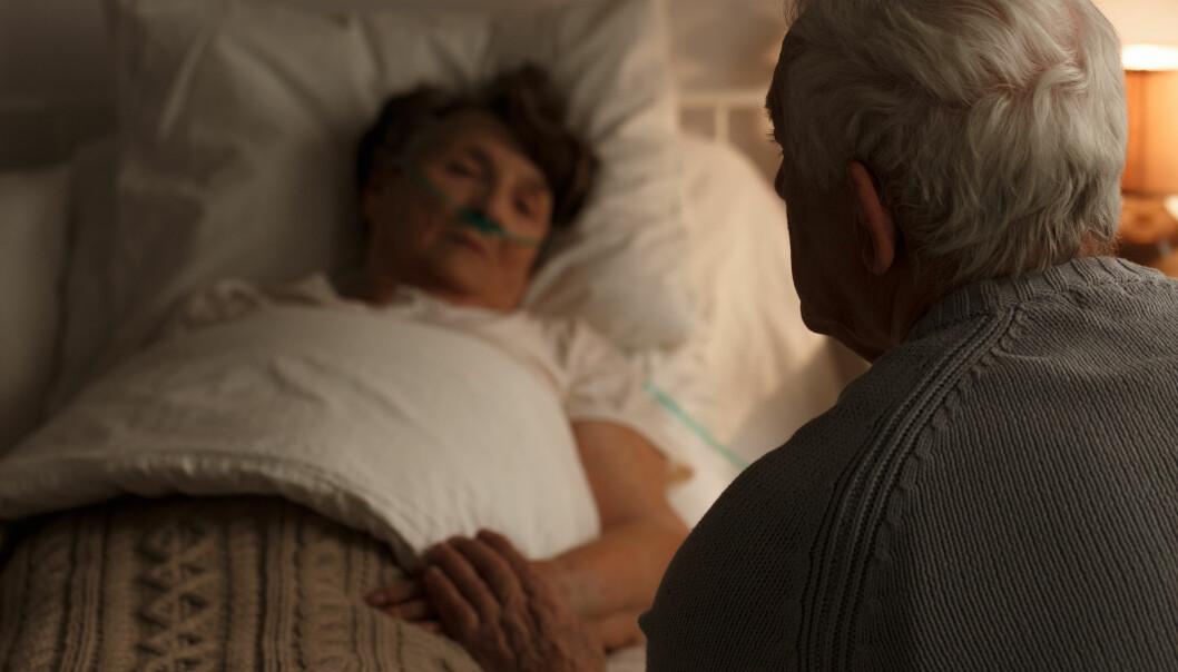 Vi må snakke mer om hvordan vi vil dø, mener forsker