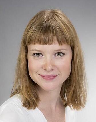Camilla Kjellstadli har brukt offentlige registre for å finne ut hva som karakteriserer de som dør hjemme i Norge.
