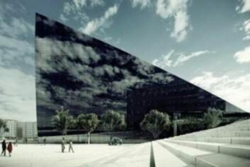 Forskerne har blant annet studert de kreative prosessene hos arkitektene i Snøhetta. (Foto: Snøhetta)