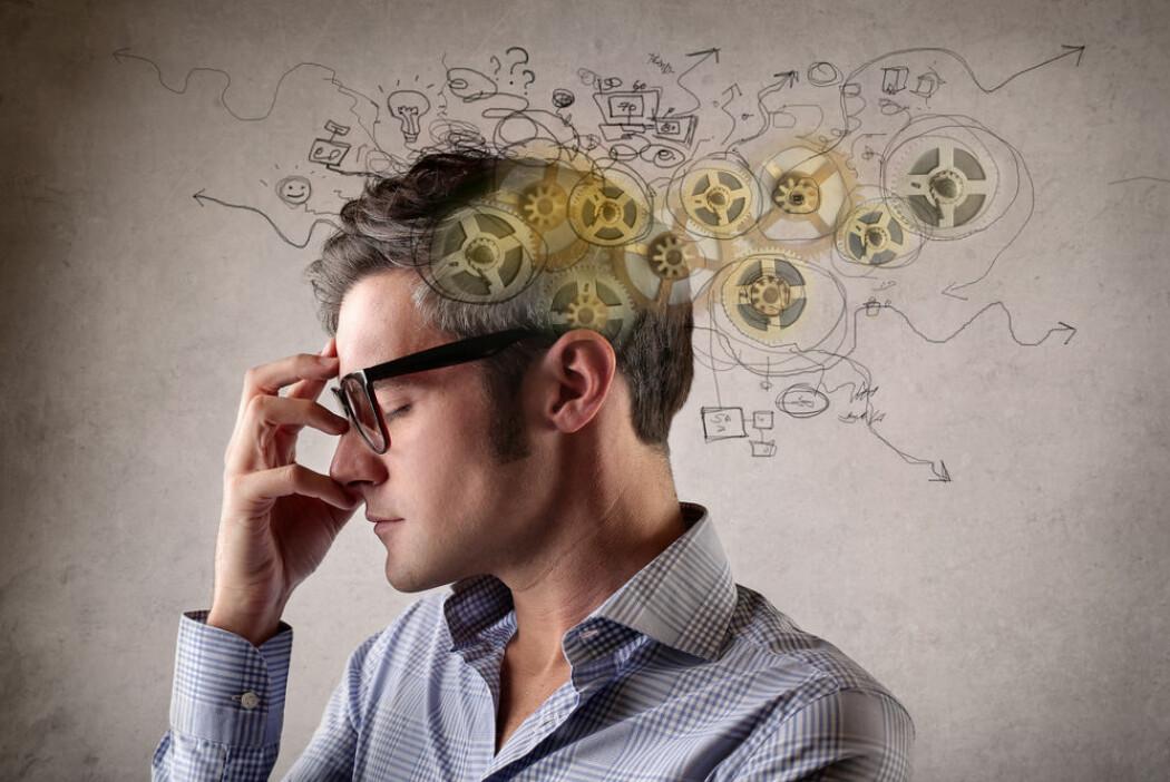 Det er utrolig vanskelig for forskerne å undersøke hvor mange tanker hjernen kan tenke samtidig. Men kanskje er det slett ikke en fordel å kunne tenke mange tanker på en gang?