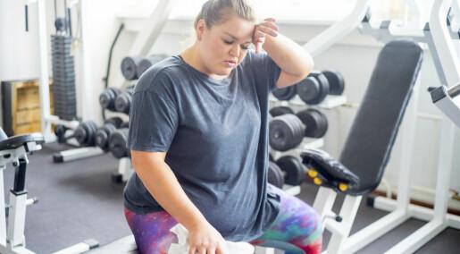 Danske kommuner anbefales å sende alvorlig overvektige på slankekur. Dårlig idé, mener forskere