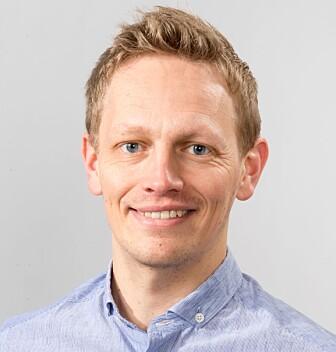 – Respiratoriske dråper med utgangsstørrelse på opptil 50 mikrometer kan ha potensial for å bidra til såkalt luftsmitte, sier forskningsleder Anders Helgeland.