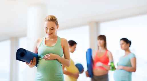 Trening i svangerskapet kan gjøre morsmelk til vidundermedisin