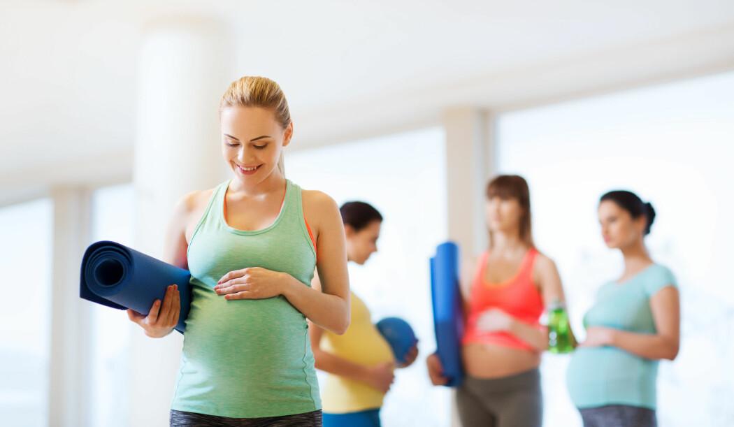 – Vi har lenge vært klar over at gravide som trener generelt sett får friskere barn enn de som ikke er aktive gjennom svangerskapet, sier fysiologiprofessor Ulrik Wisløff.