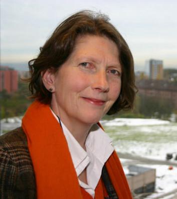 Guri Hjeltnes (Foto: BI)