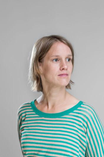 Monica Mannelqvist, postdoktor ved UiBs Centre for Cancer Biomarkers. (Foto: UiB)