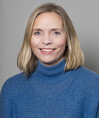 Carolina Øverlien er forskningsleder for Seksjon for vold og traumer – barn og unge ved NKVTS.