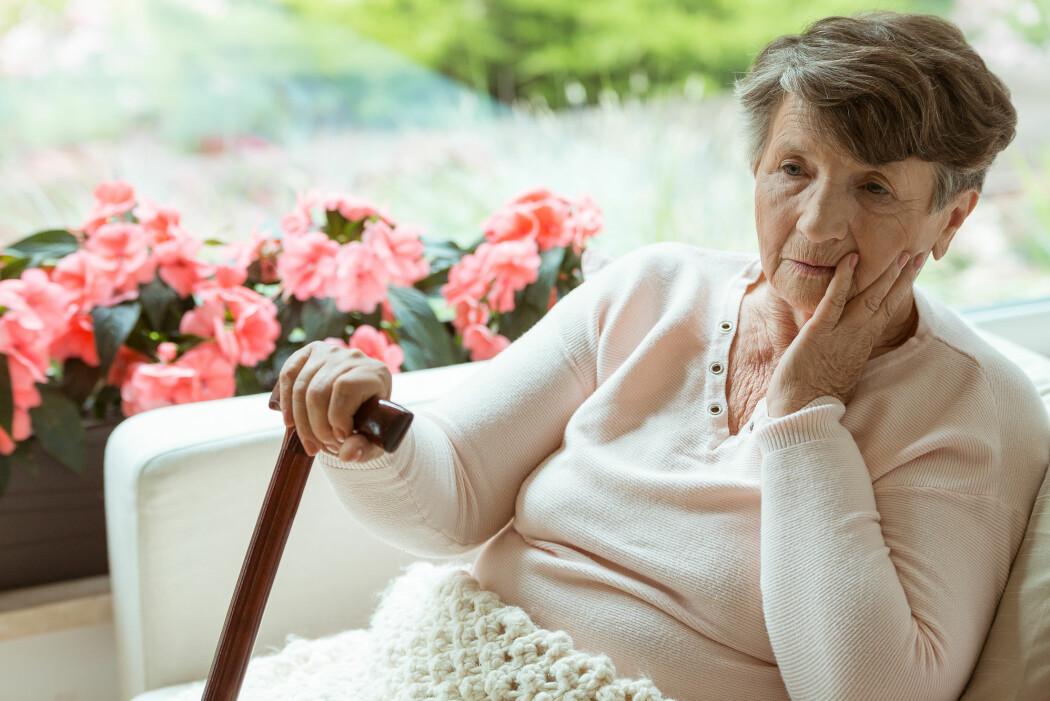 – Det at de friskeste hoftebruddspasientene går ned i vekt etter at de har kommet hjem, betyr at de ikke får tilstrekkelig oppfølging. Vekttapet er ofte starten på en dårlig spiral, hvor man blir svakere og svakere, advarer forsker Hanne Rosendahl-Riise.