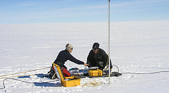 –Ny radar kan høre isbreen hviske