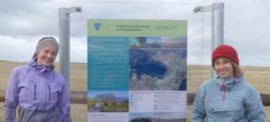 Ta med deg naturhistorie som følgesvenn i Hustadvika