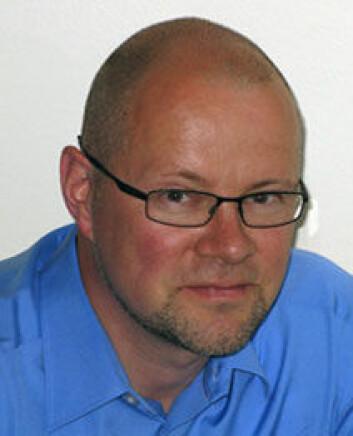 Arne Carlsen. (Foto: BI)