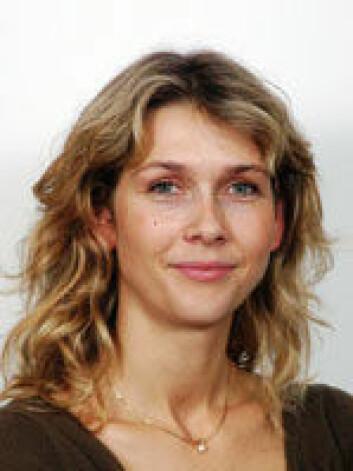 Hedvig Marie Egeland Nordeng er professor ved Avdeling for farmasi ved UiO. (Foto: UiO)