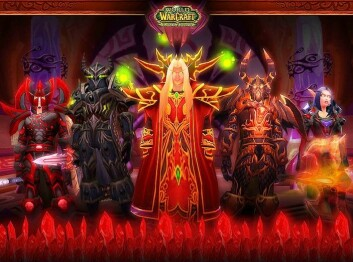 Skjermdump fra World of Warcraft.