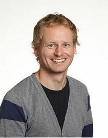 Trond Erik Lunder. (Foto: Telemarksforsking)