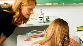 Erfaring viktigst i lærerhverdagen