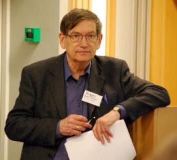 UiO-professor Karl Halvor Teigen. (Foto: UiO)