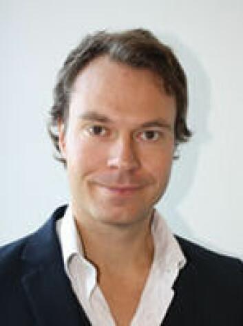 Henrik Daae Zachrisson. (Foto: Atferdssenteret)