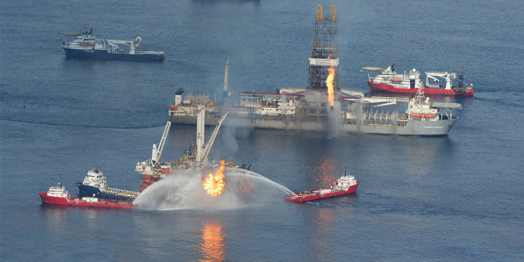 Oil from the Deepwater Horizon poured into the Gulf of Mexico for 87 days, making it the largest ever accidental oil spill on the planet. Eleven men died in the accident.