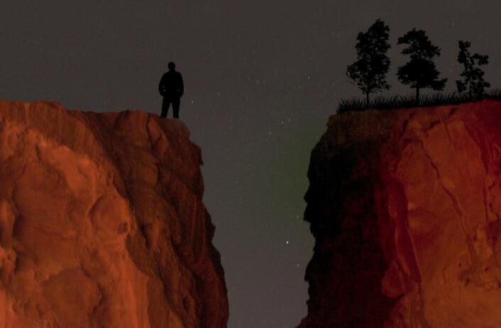 (Foto: (Illustrasjon: www.colourbox.no, bearbeidet av forskning.no))