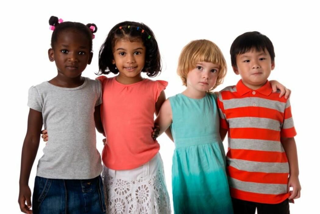Den genetiske forklaringen på hudfarge og ansiktstrekk på tvers av kontinenter er forsvinnende liten, og derfor gir det ingen mening å dele opp mennesker i raser.