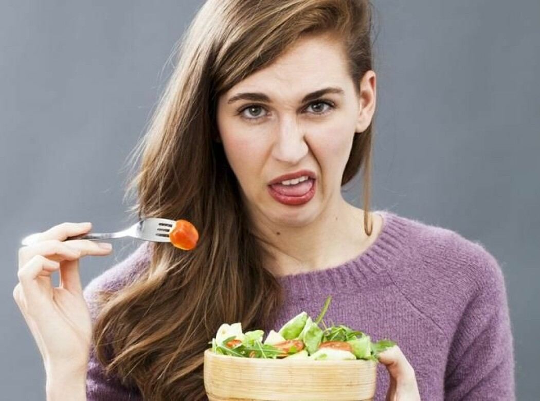 Vi kan lære å like mat, forklarer forskere.