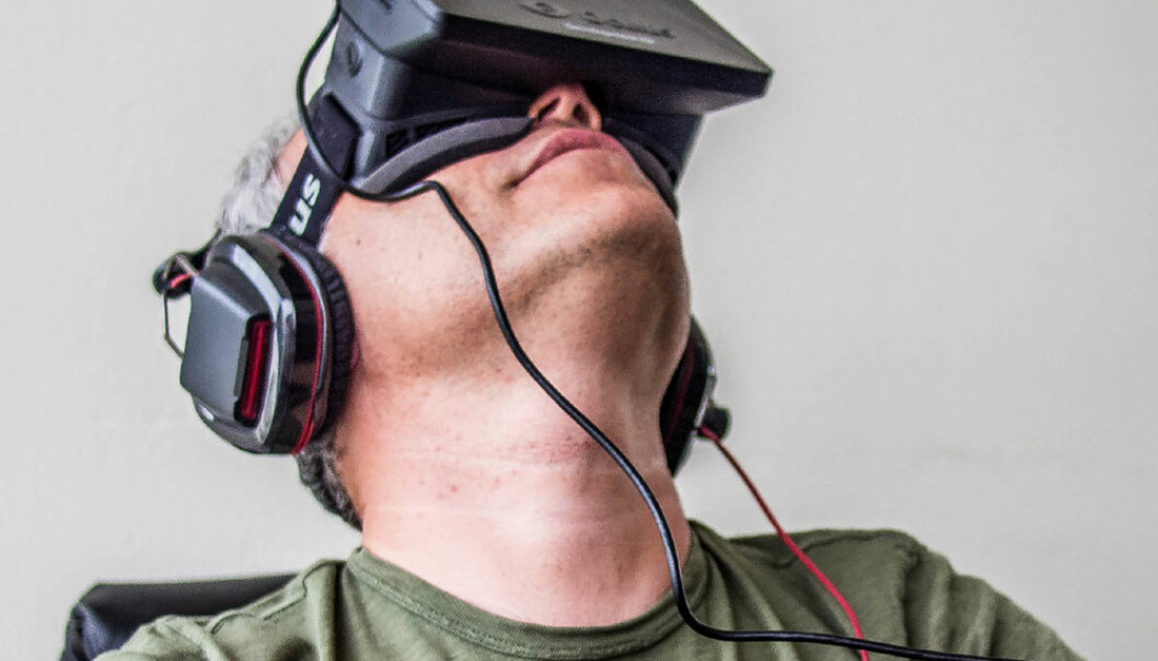 Nær gjennombrudd for VR