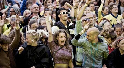 Koronapandemien tydeliggjør verdien av festivaler, ifølge forskere