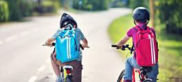 Barn forstår ikke fart like godt som voksne