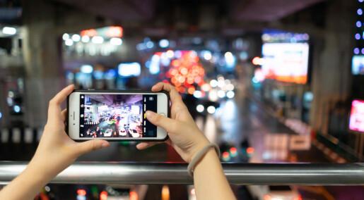 Visste du at journalister har lov til å bruke bildet ditt fra sosiale medier?
