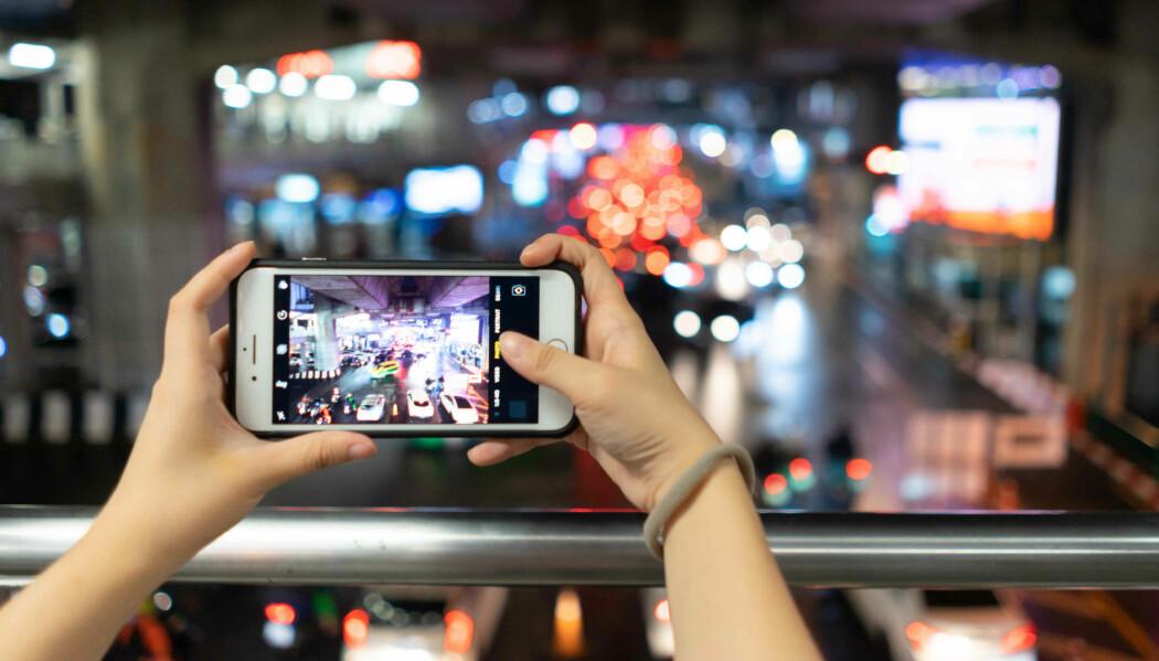 En journalist trenger ikke nødvendigvis å spørre om lov til å bruke et bilde du har lagt ut på sosiale medier. Men reglene er ganske klare.