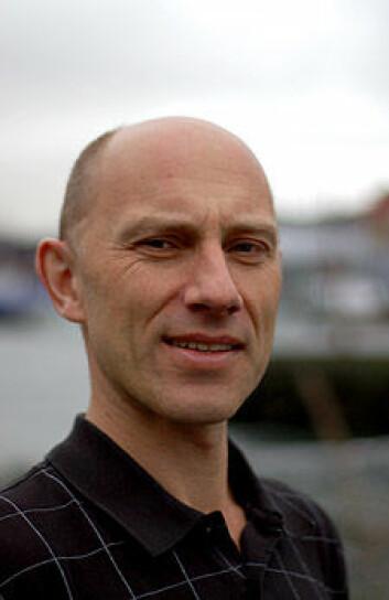Professor Dag Aksnes, UiB