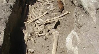 Hevder å ha funnet «vampyrer» i Bulgaria
