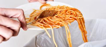 Hvordan kan vi kaste mindre mat?