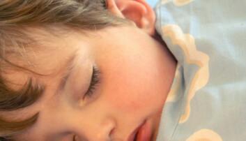 Gode leggerutiner styrker barn psykisk