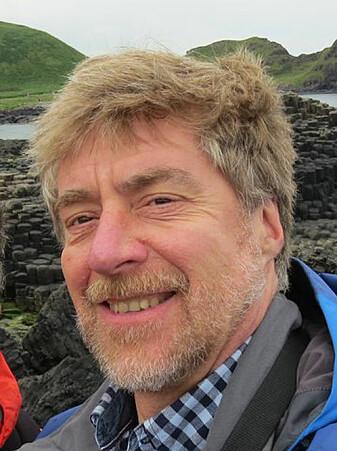 Professor Douglas Sheil fra NMBU.