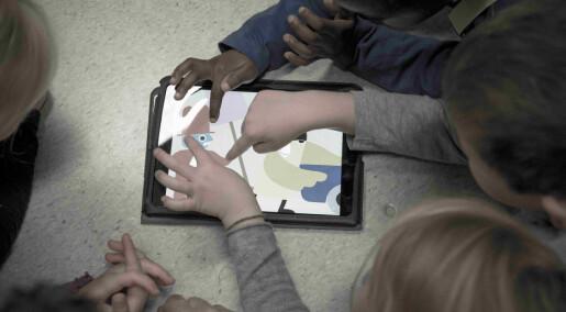 Barn og barnehagelærer vil bruke digitale bildebøker forskjellig