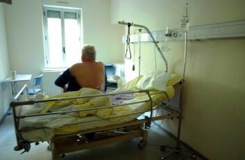 Helsepersonell på sykehus i Norge og Europa er for dårlige til å spørre pasientene om hvordan de har hatt det på sykehuset. (Foto: Colourbox)