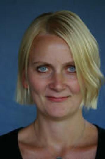 Anniken Hagelund (Foto: ISF)