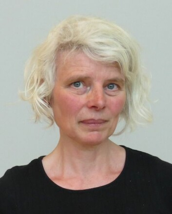 Inger Marie Lid. (Foto: Rannveig Svendby)