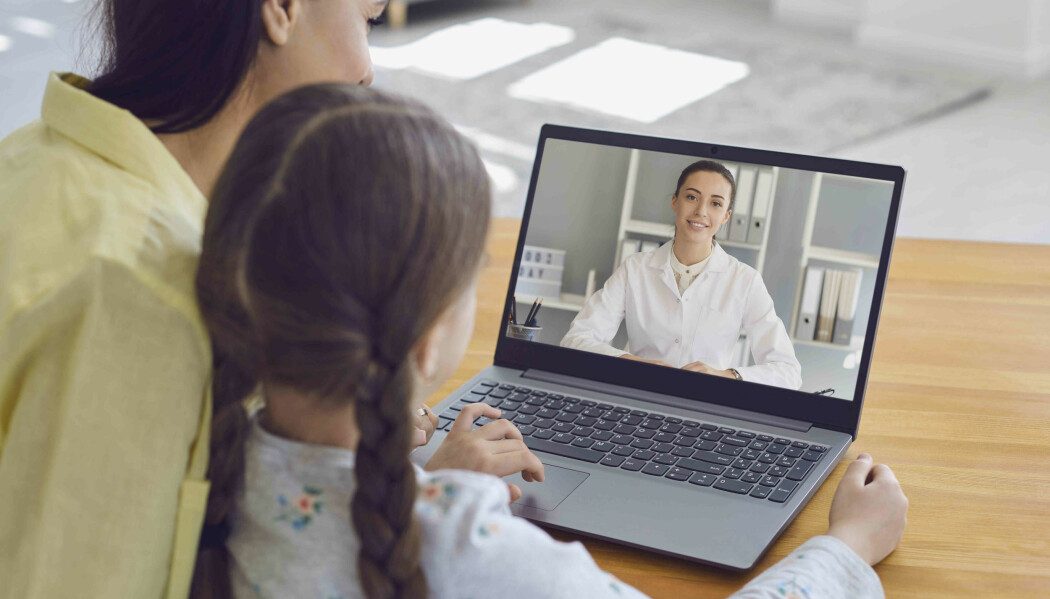 Nå har langt flere pasienter kontakt med faslegen via digitale tjenester.