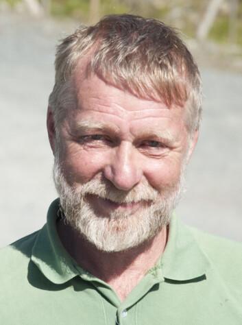 Per K. Bjørklund. (Foto: Lars Sandved Dalen/Skog og landskap)