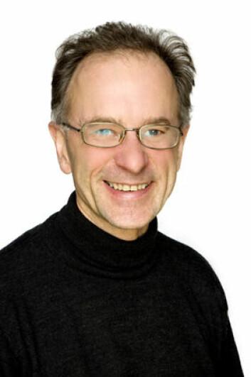 Erik Fjærli har vært sammen med kollegene Diana Iancu og Arvid Raknerud om å finne den typiske, norske entreprenøren. (Foto: Statistisk sentralbyrå)