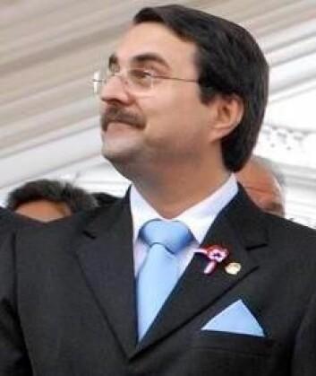 Federico Franco. (Foto: Wikimedia Commons)