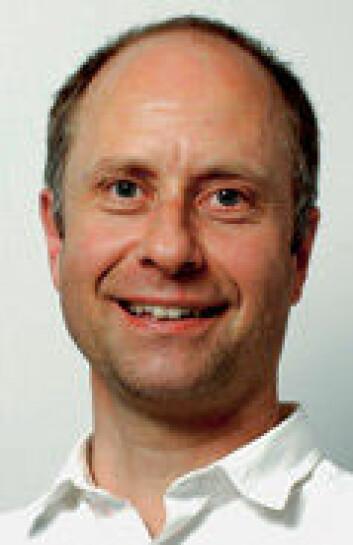 Svend Davanger, hjerneforsker ved Universitetet i Oslo.
