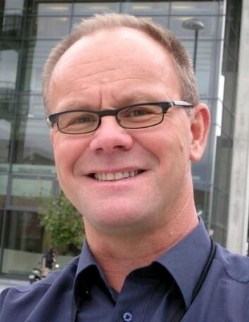 BI-professor Svein S. Andersen.