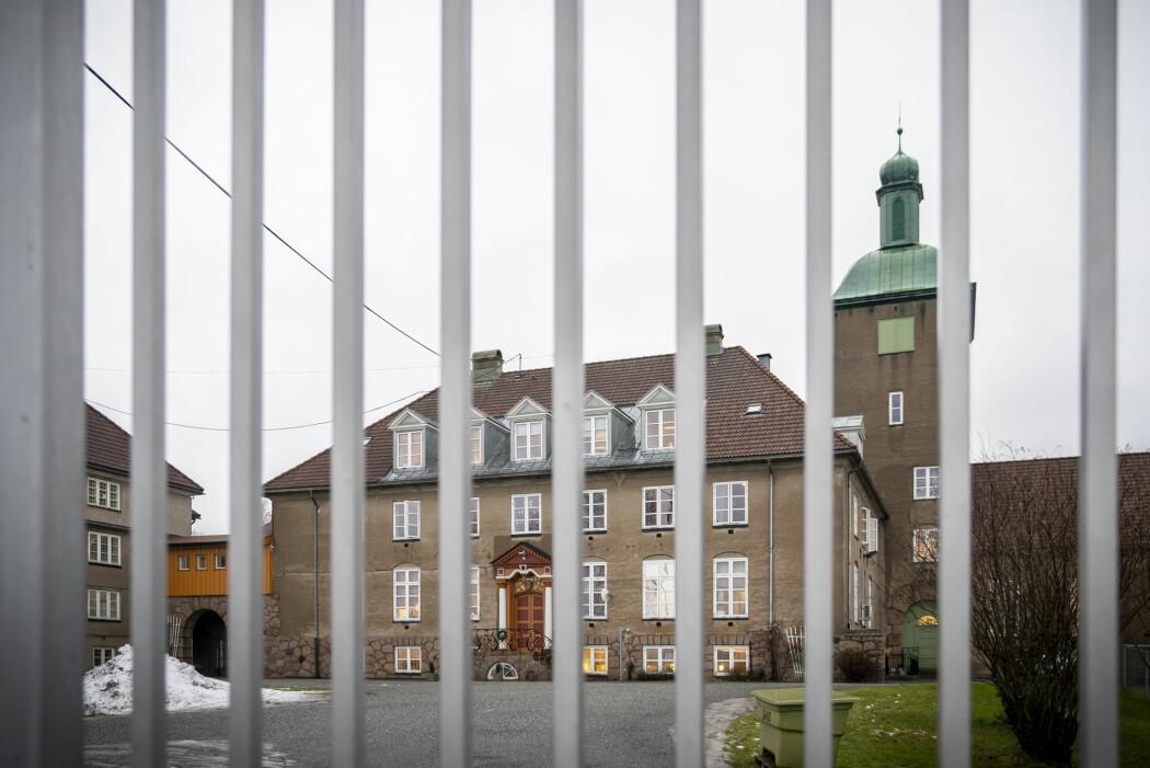 Kjønnsforskjeller kommer frem på flere måter når man tar en titt på kriminalstatistikken. Bildet viser Bredtveit kvinnefengsel i Oslo. Foto: Heiko Junge / NTB scanpix