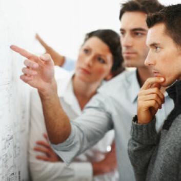 Studenter med gjennomføringsorienterte tankemønstre står for de fleste nyetableringer. (Illustrasjonsfoto: iStockphoto)